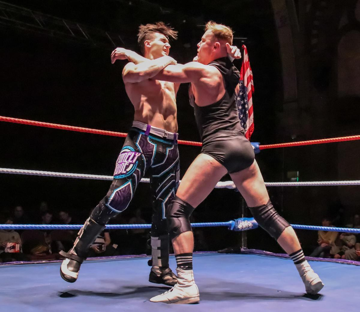 Action packed professional wrestling coming to Medina