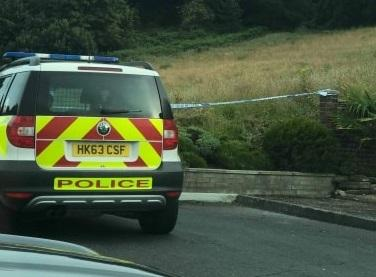 Police confirm the body of a man was found in Shanklin.