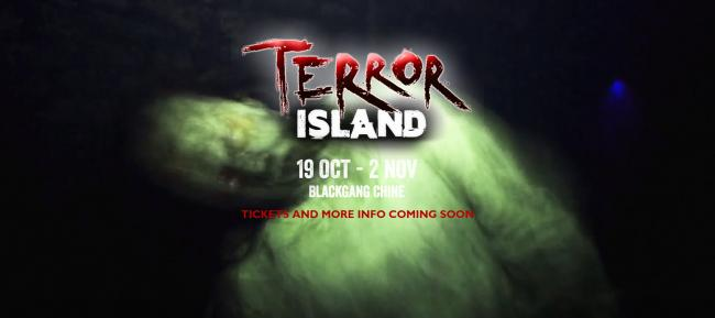 Terror Island at Blackgang Chine.
