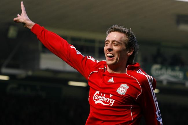 Peter Crouch scored some impressive goals for club and country