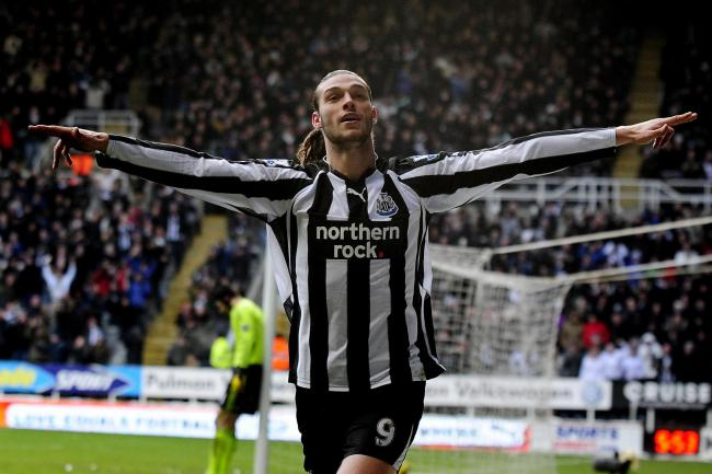 Image result for andy carroll celebrating