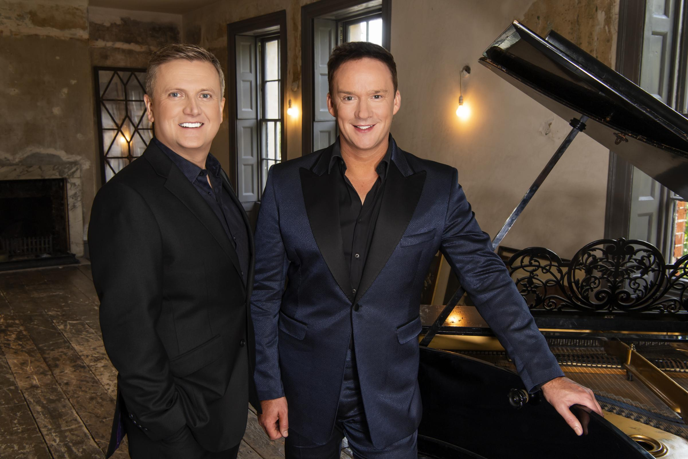 Aled Jones, Russell Watson and The Kingdom Choir appearing at Wight Proms next week