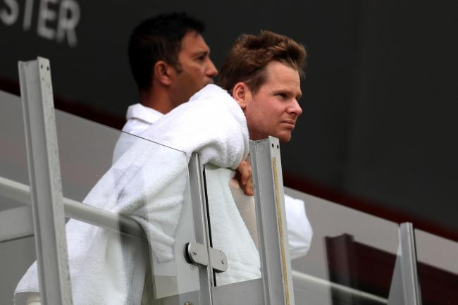 Day one of the fourth Ashes Test: Smith stays strong but