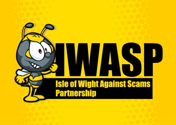 The Isle of Wight Council is advising residents on door step crime.