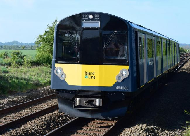 New fleet of trains for Island Line.