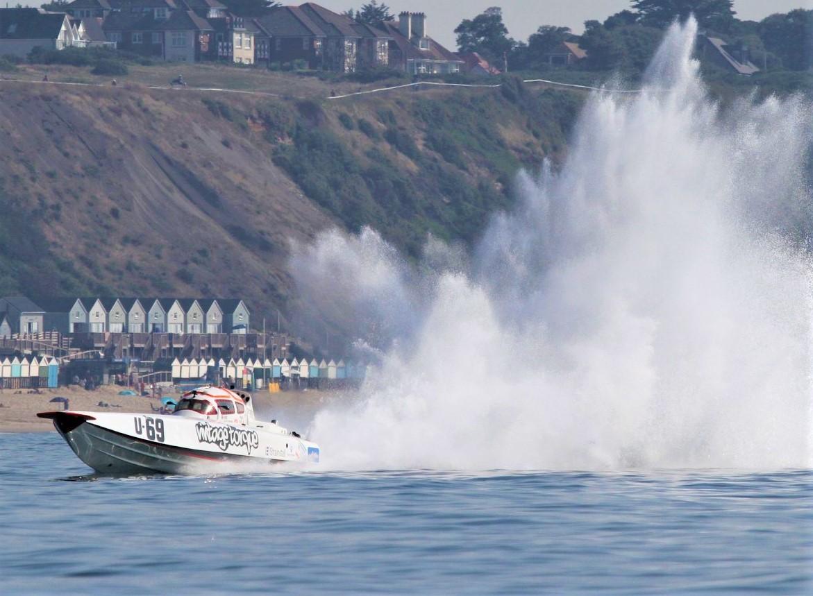 Yarmouth hosting powerboating 'speed weekend'