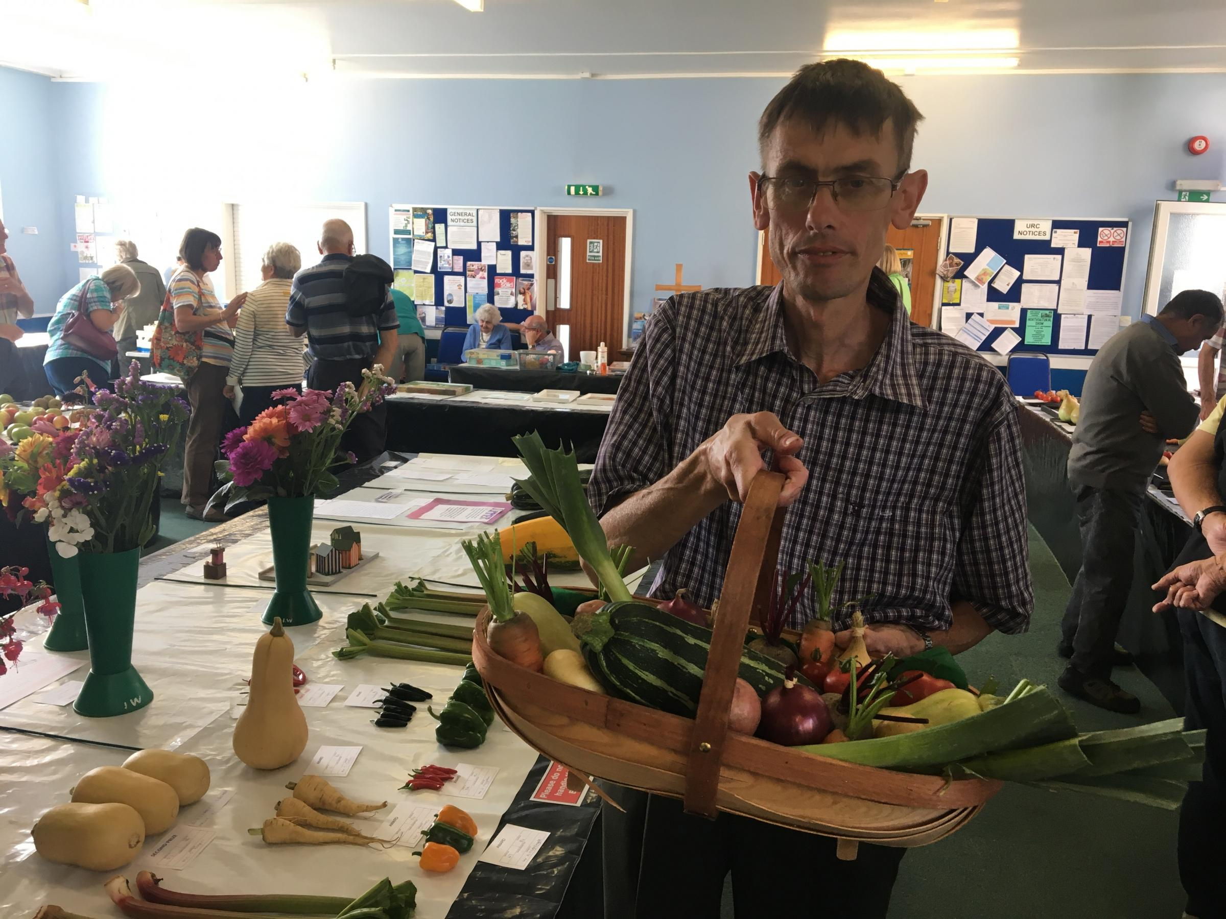Haylands Horticultural Show attracts hundreds of exhibits
