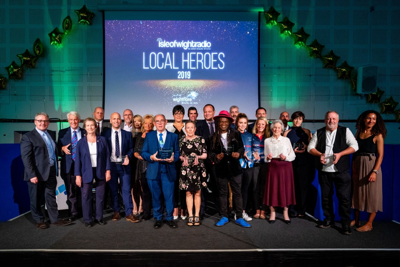 Carers, charity workers, good neighbours and sports stars — Isle of Wight Radio celebrates Local Heroes