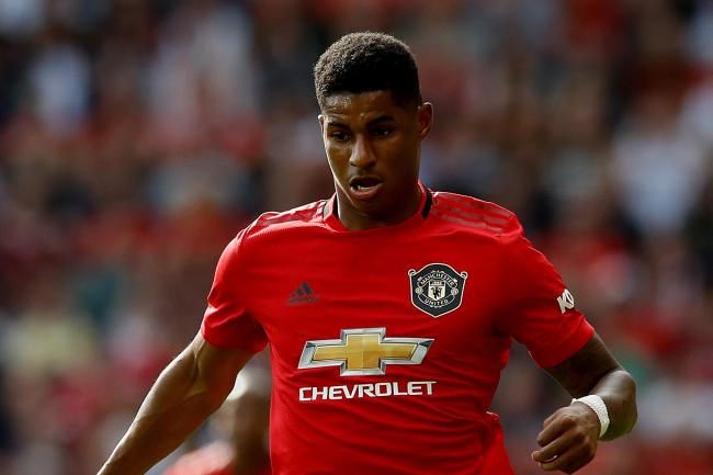 Rashford Disappointed Not To Beat Liverpool But Hopes United Can Build On Draw Isle Of Wight County Press