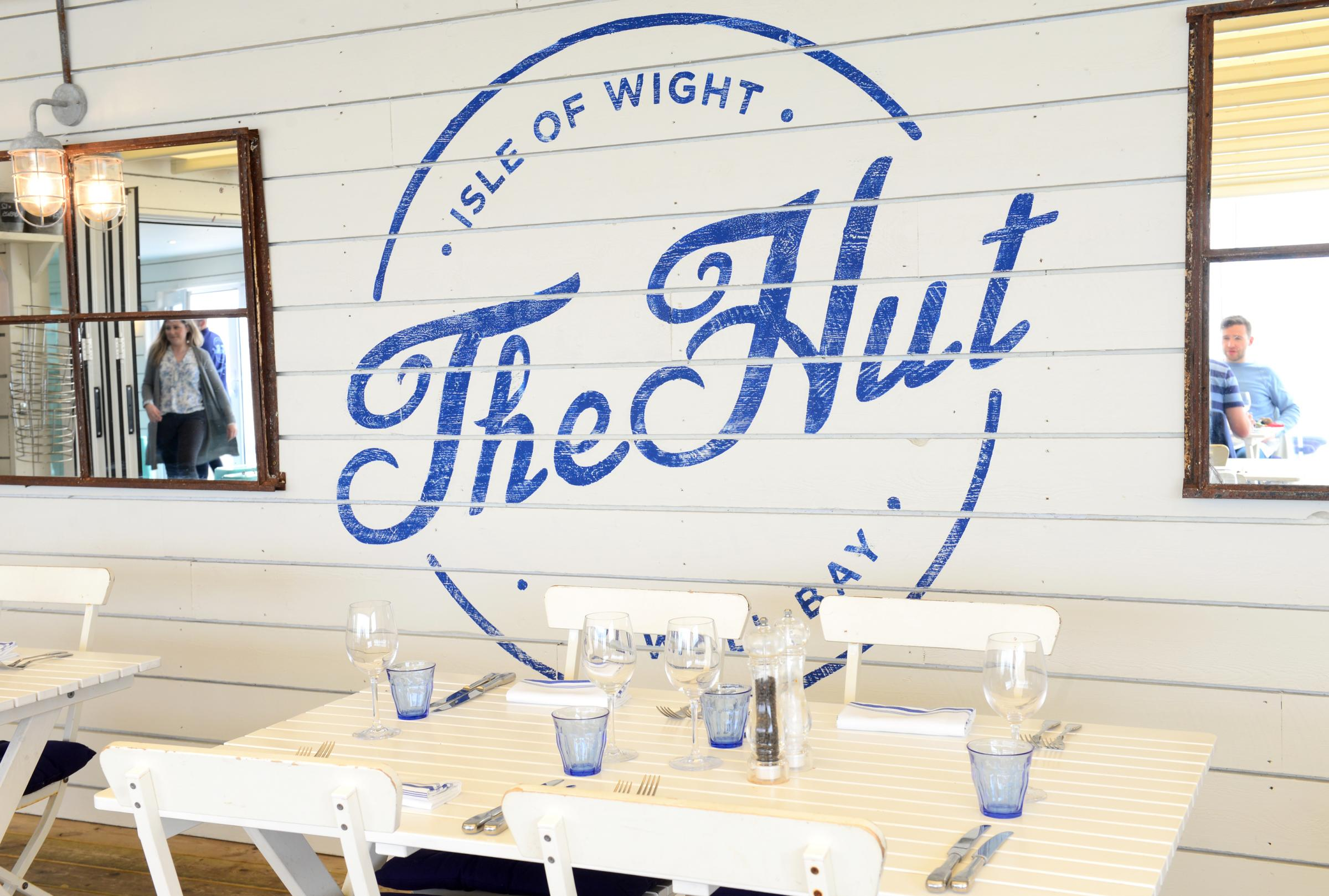 Isle of Wight restaurant and celebrity hotspot The Hut unveils expansion plans