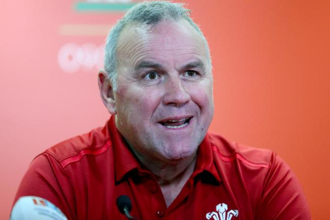 Wales Press Conference – Principality Stadium