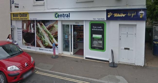 The Central convenience store in Avenue Road, Sandown. Picture by Google Maps.
