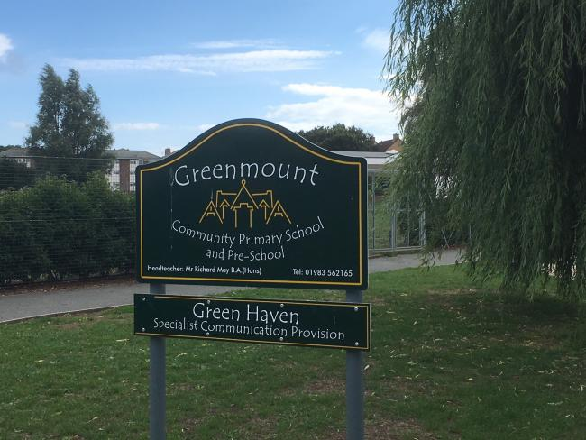 Greenmount Primary School, Ryde.