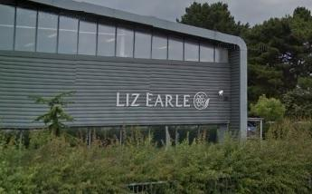 Liz Earle's headquarters on the Isle of Wight. Picture: Google Maps.