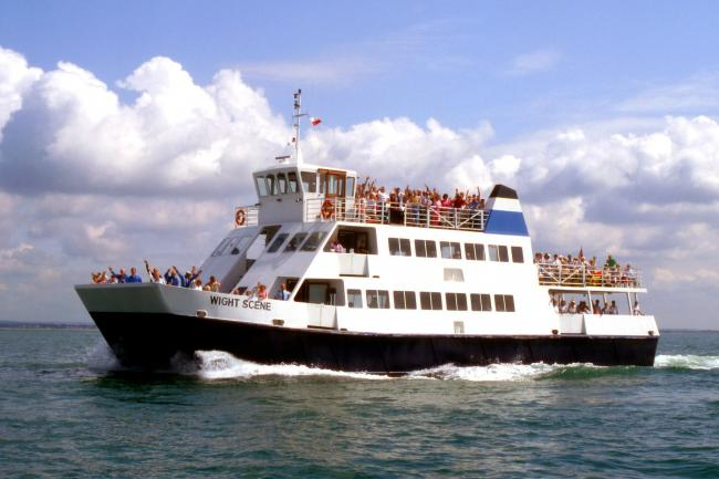 Solent & Wightline Crusies will stop running boat trips for the foreseeable future