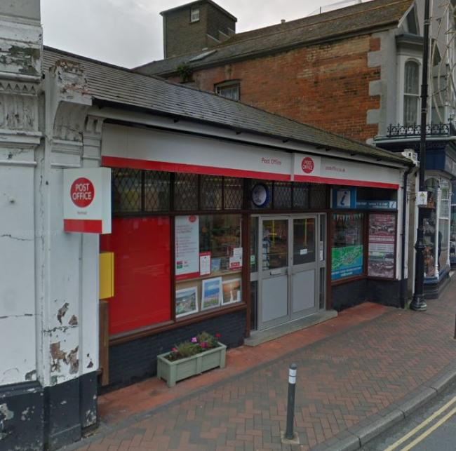 Ventnor Post Office 'forced to close over coronavirus as it doesn't sell food'