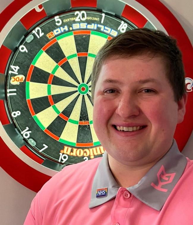 Keegan Brown was forced to drop out of an important online tournament due to internet problems last night (Tuesday).