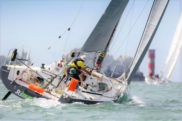 Isle of Wight County Press: Open to Covid-19 compliant crews following government regulations in both the two-handed and family/household classes — RORC Race the Wight on Saturday, August 1.