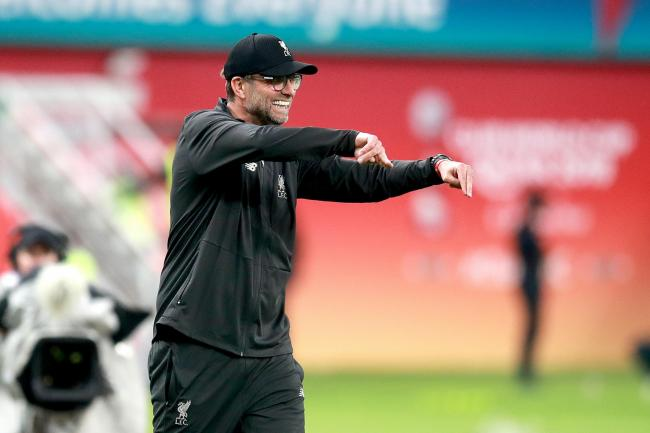 Liverpool manager Jurgen Klopp does not prolong the suffering after a defeat