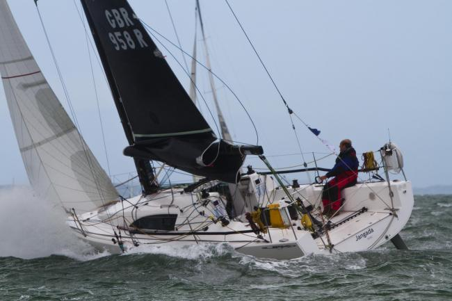 Cowes-based Richard Palmer's JPK 10.10 Jangada will feature in next month's Race the Wight event.