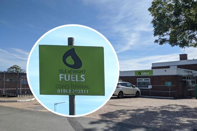 Isle of Wight Fuels East Cowes depot is to close