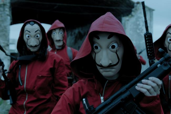 Money Heist to end with fifth and final series