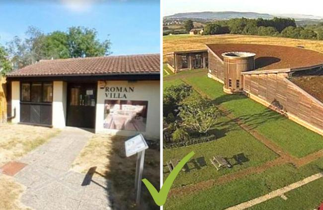 Newport and Brading Roman villas