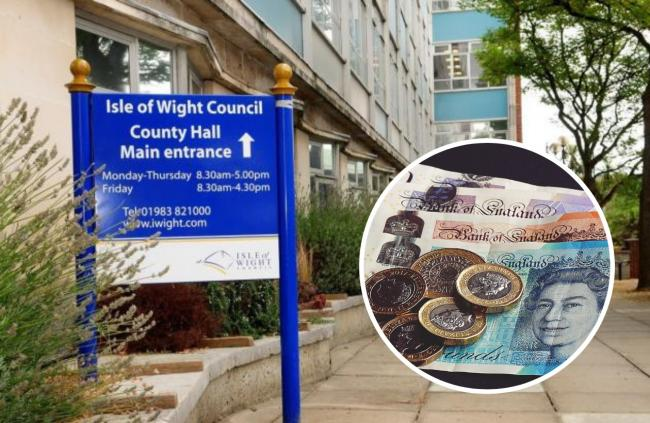 Three alternative budgets have been proposed for the Isle of Wight Council.