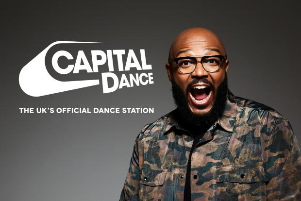 Isle of Wight County Press: MistaJam will front new national radio station, Capital Dance, and will host shows on sister station Capital. Picture: Capital Dance