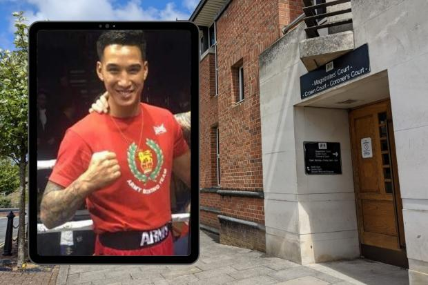 Boxer John Marvin is to appear at the Isle of Wight Magistrates' Court charged with four assaults.