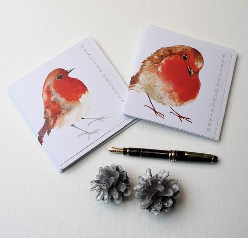 Isle of Wight County Press: Cards by Angela Sowden