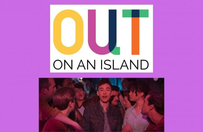 Out on an Island has been repsonding to the TV series, It's a Sin.