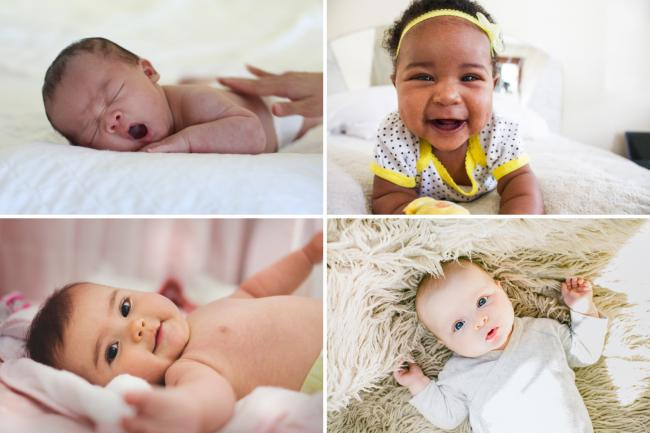 The most popular baby names of the next ten years predicted. (Canva)