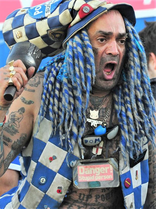 Isle of Wight County Press:  Bellringing Pompey fan John Westwood was not at Wembley to spur his team on against Salford.