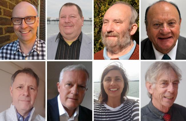 Isle of Wight Liberal Democrats candidates.