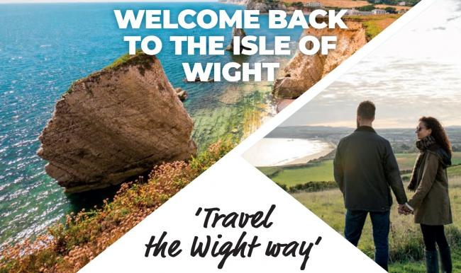Travel the 'Wight' way visitor charter.