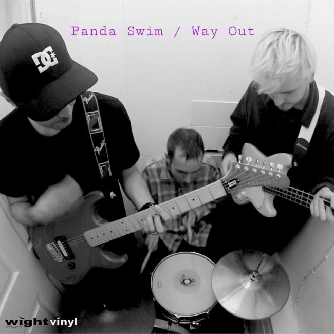 Isle of Wight band Panda Swim.