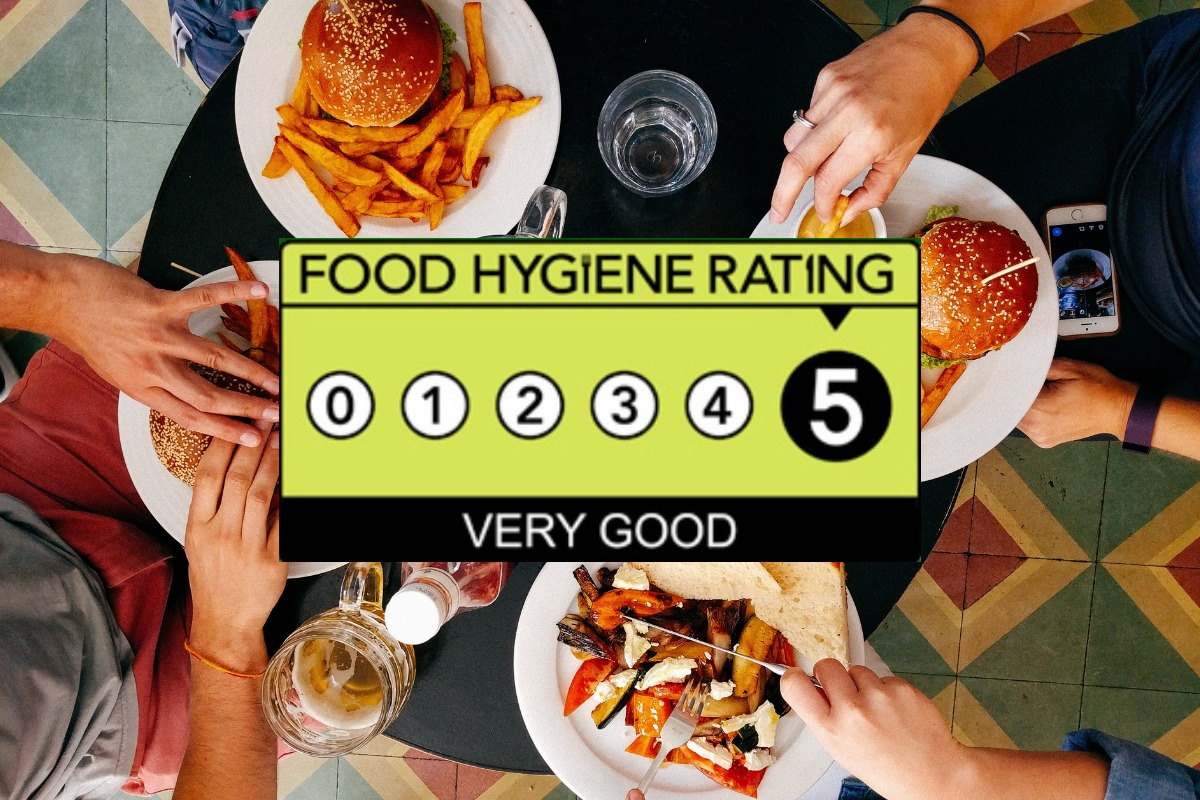 Latest food hygiene inspections on the Isle of Wight