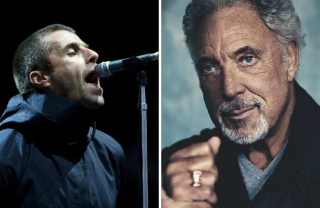 Liam Gallagher and Tom Jones are both set to appear at the 2021 Isle of Wight Festival.
