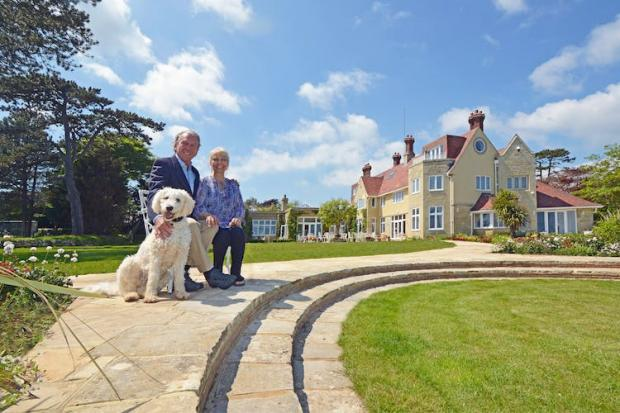 Isle of Wight County Press: Photo credit: Haven Hall Hotel.