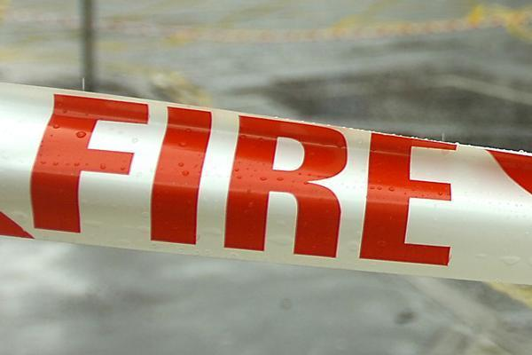 Arson investigation after Sandown fire