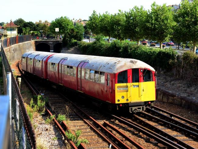 Island Line's oldest London Underground trains could be replaced within two years.