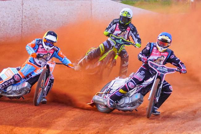 The Isle of Wight Wightlink Warriors are in the Midlands tonight to try to win the coveted Four Team Tournament.  Photo: Ian Groves