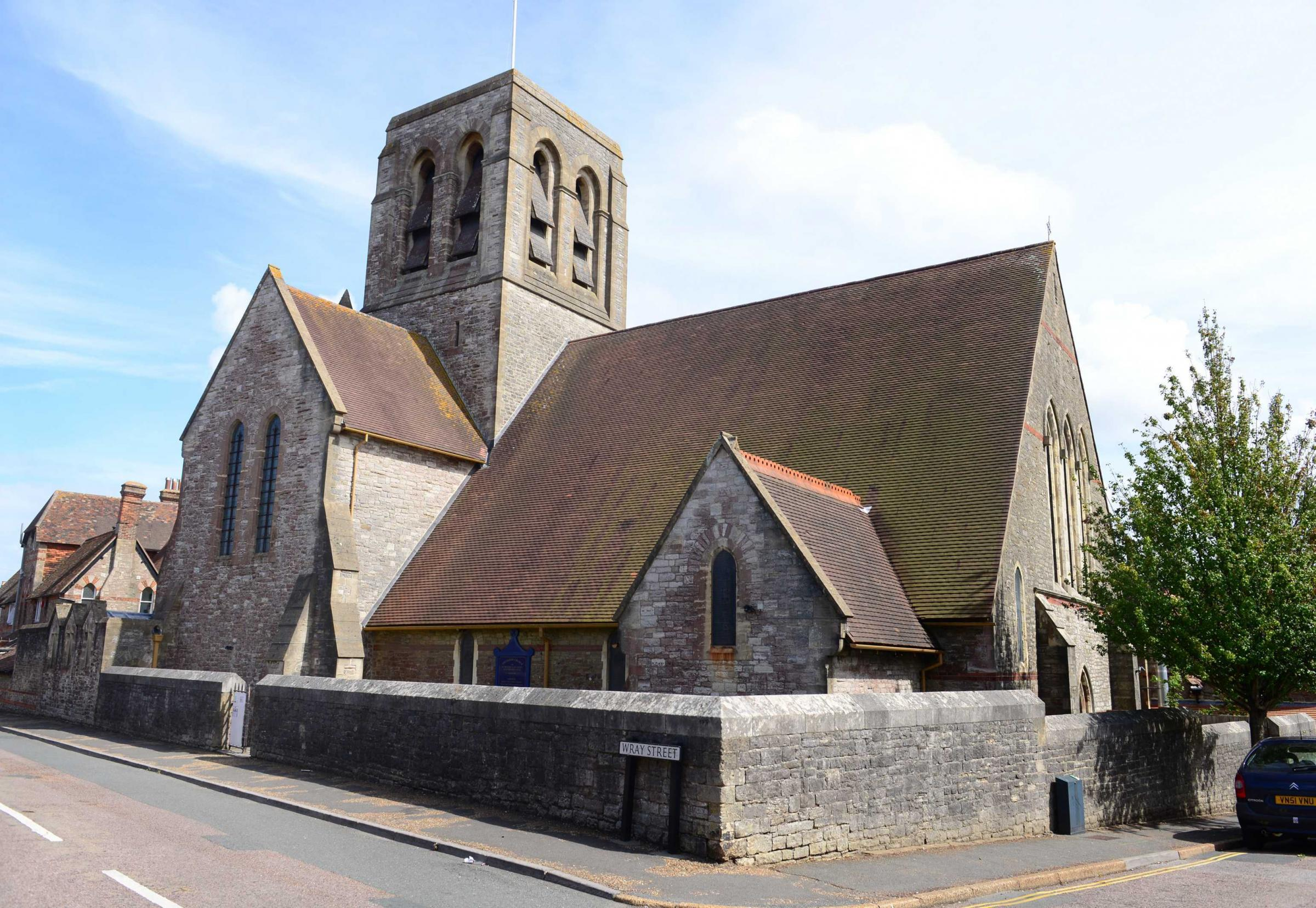 St Michael and All Angels Church, Swanmore, Ryde.