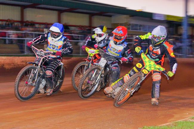 Go along to Smallbrook Stadium in Ryde this evening for an action-packed British U21 Individual Championship semi-final.  FILE
