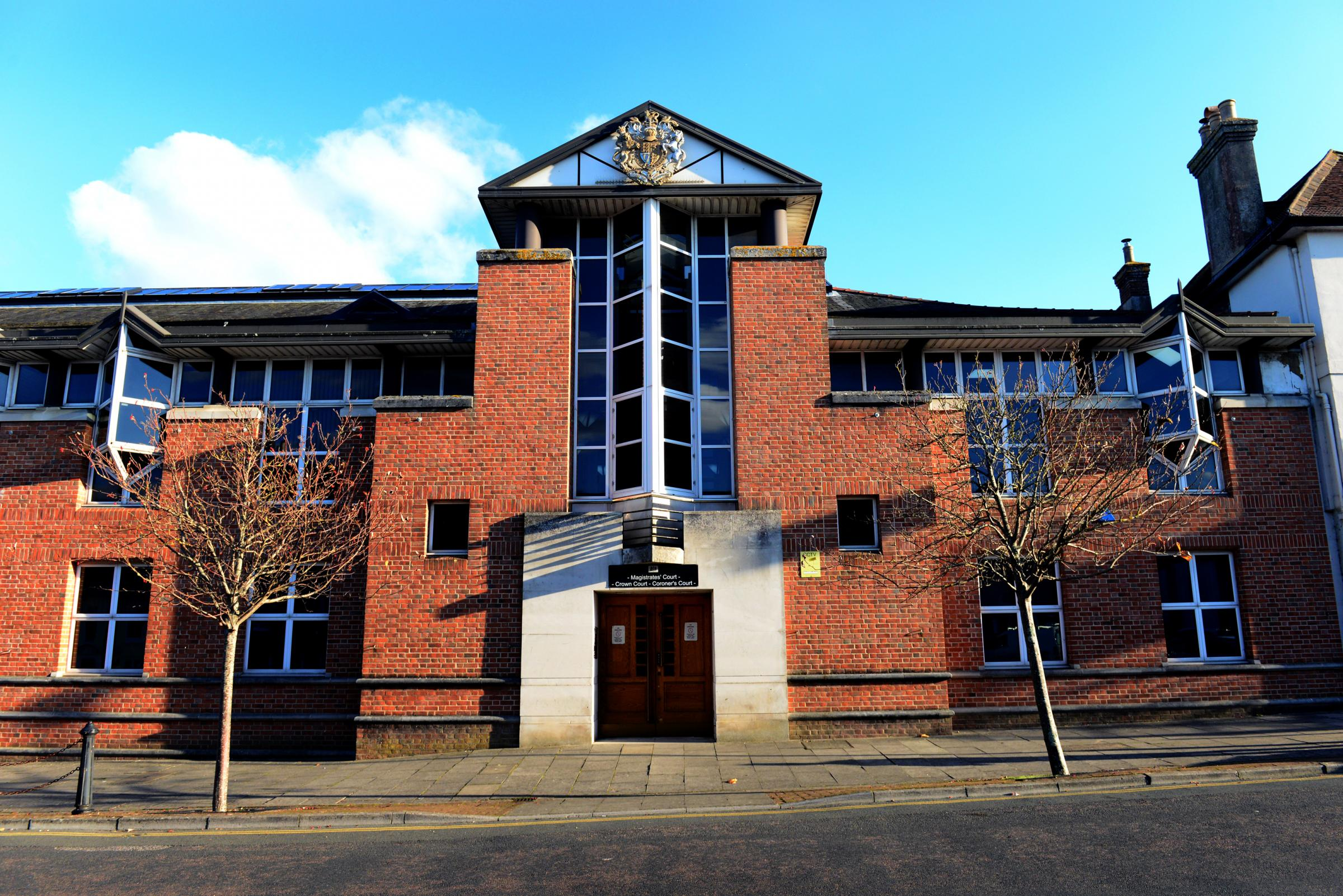Isle of Wight Combined Court Centre.