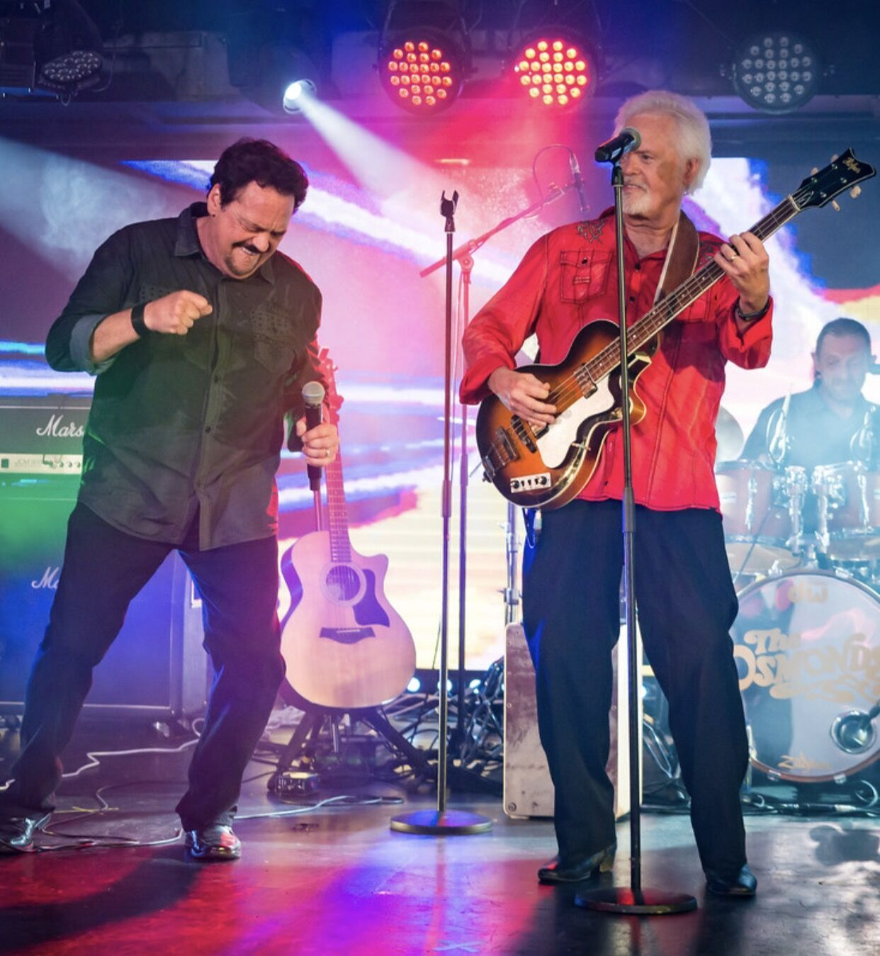 The Osmonds are bringing their Very Merry Rockin' Good Christmas tour to the Isle of Wight.