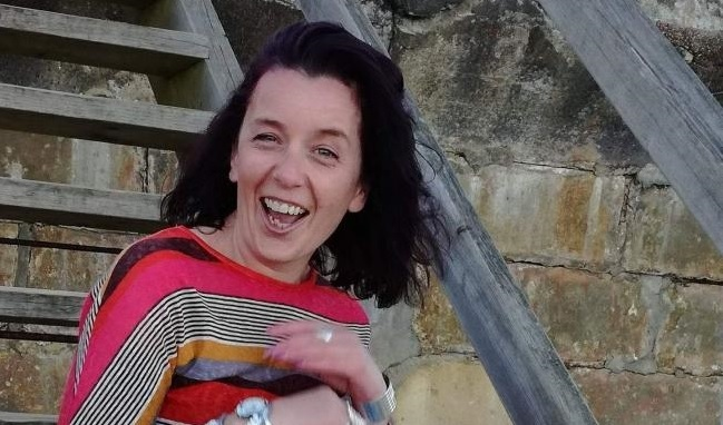 Charlotte Alder, 44, who has been missing since yesterday afternoon.