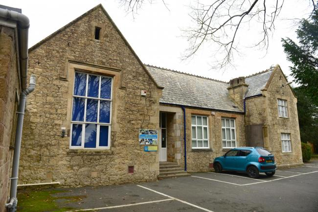 All Saints CE Primary School, Freshwater.