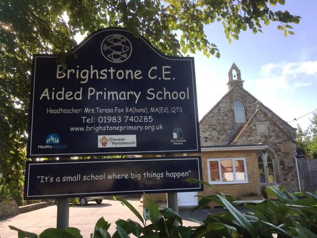 Isle of Wight County Press: Brighstone Church of England Primary School